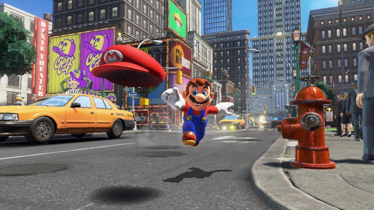 Super Mario Odyssey How To Answer Pauline S Quiz Find Her