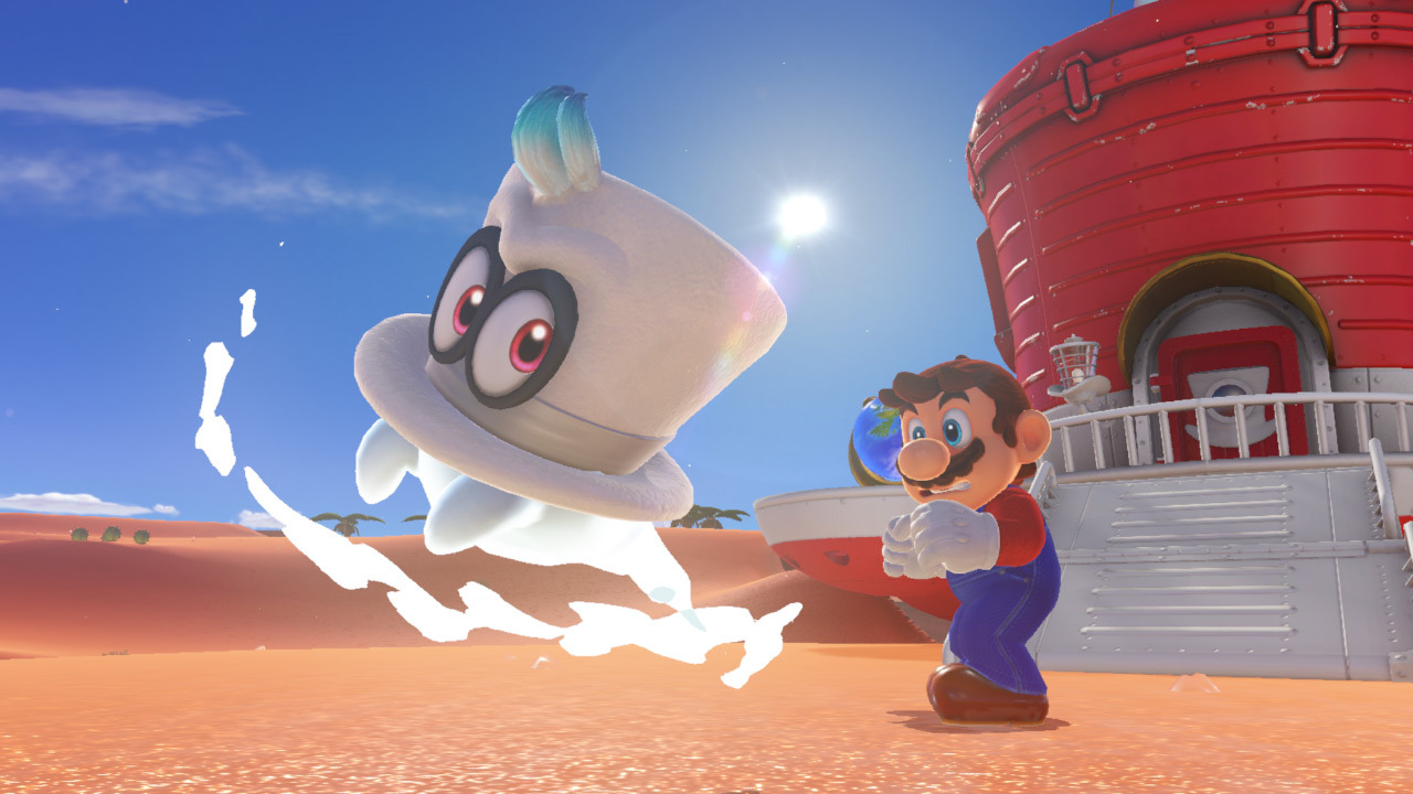 Super Mario Odyssey: All Goombette Locations | Collectibles Guide