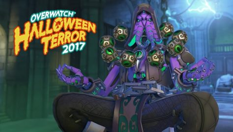 Overwatch: Halloween Terror – All The Leaked & Legendary Costumes [2017]