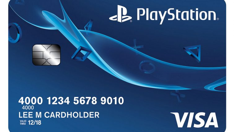 Sony Reveals New PlayStation Credit Card