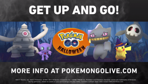 Pokemon GO: Halloween Event – Everything You Need To Know | Gen 3 Pokemon & More