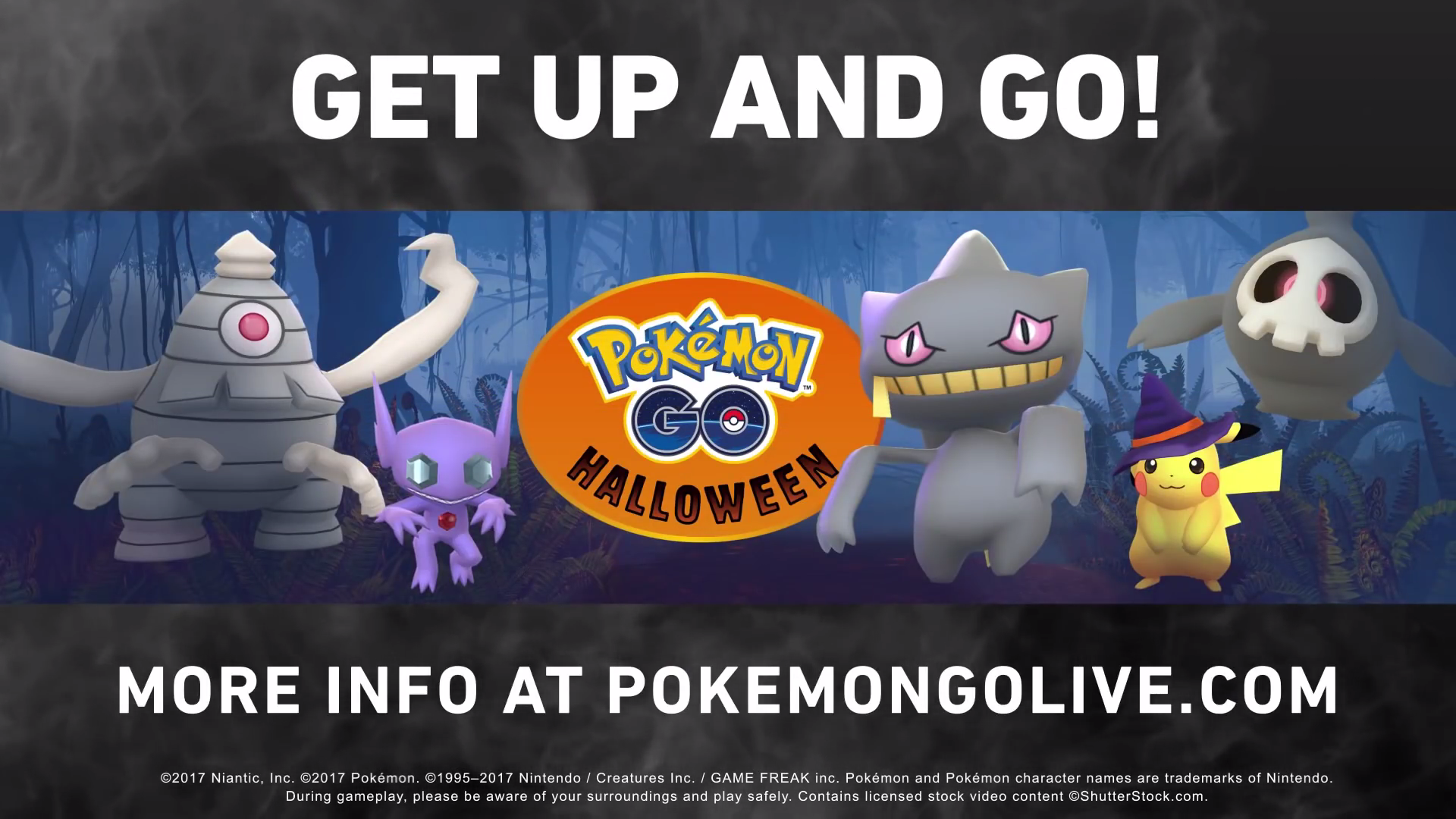 Pokemon GO: Halloween Event - Everything You Need To Know | Gen 3 ...