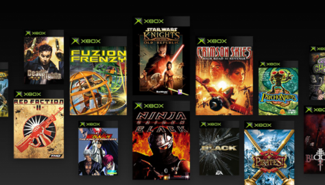 Xbox One: Original Xbox Backwards Compatability Games List (& How It Works)