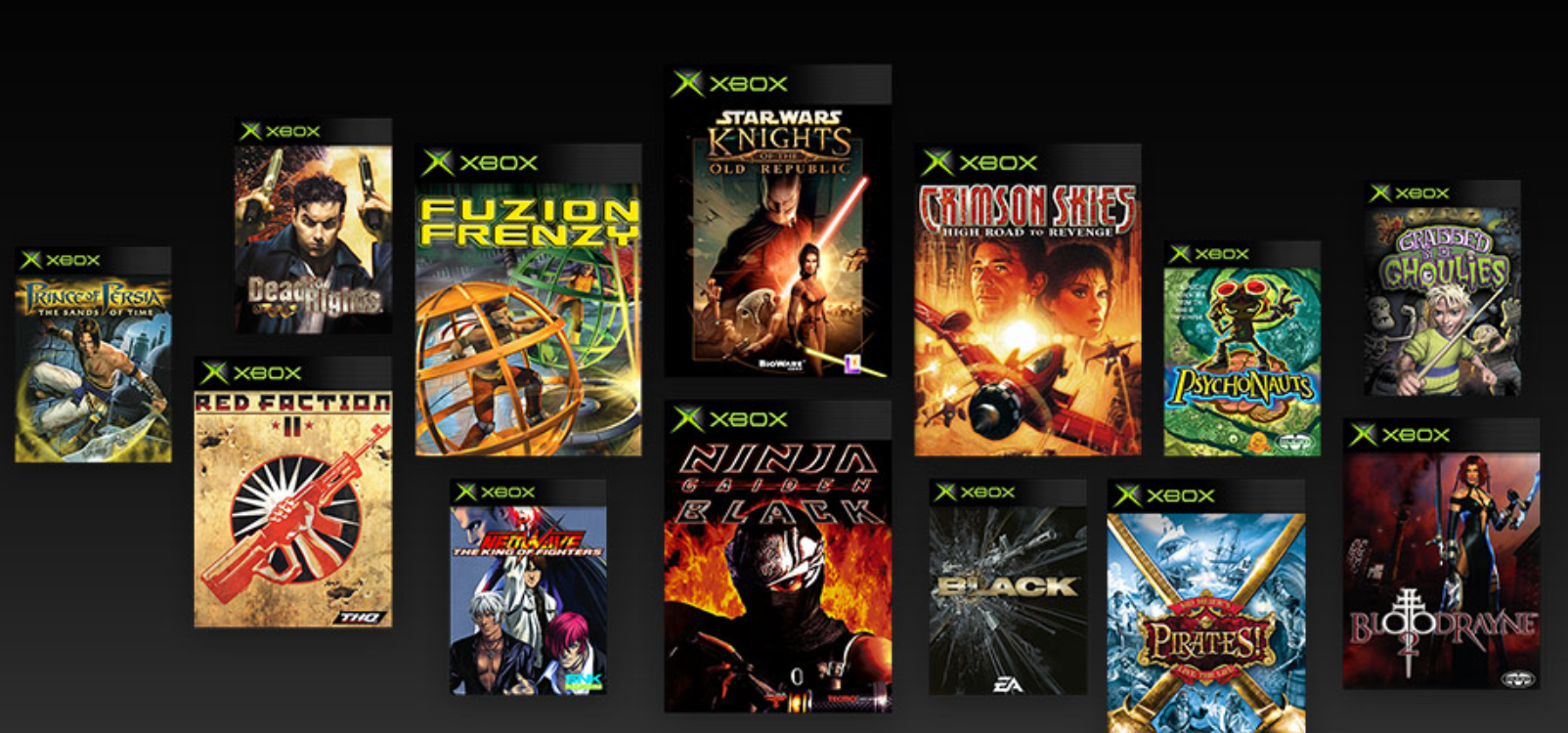 backwards compatible archives - gameranx