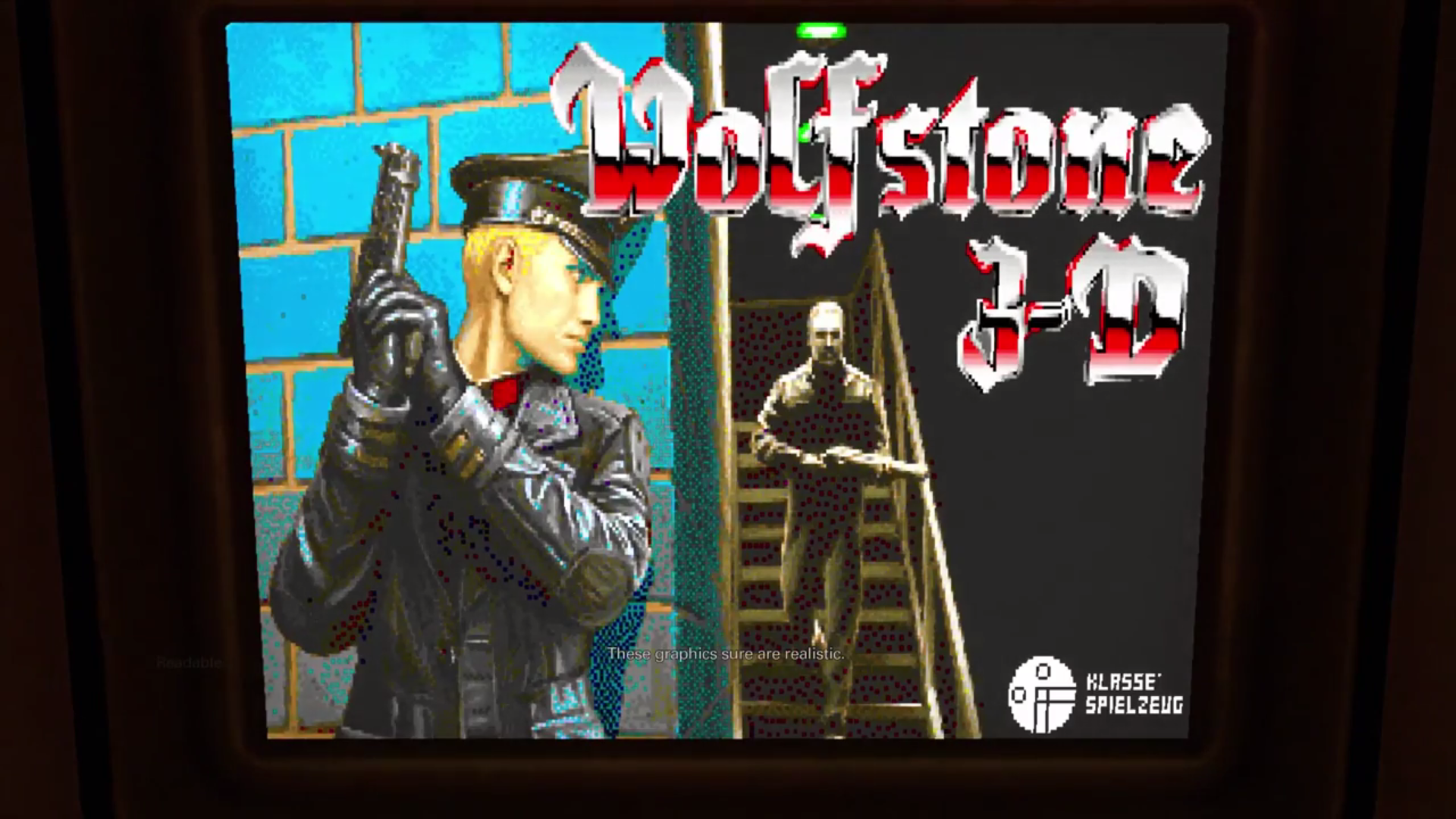"""Wolfenstein 2: The New Colossus – How To Play An """"Alternative"""" Wolf 3D 