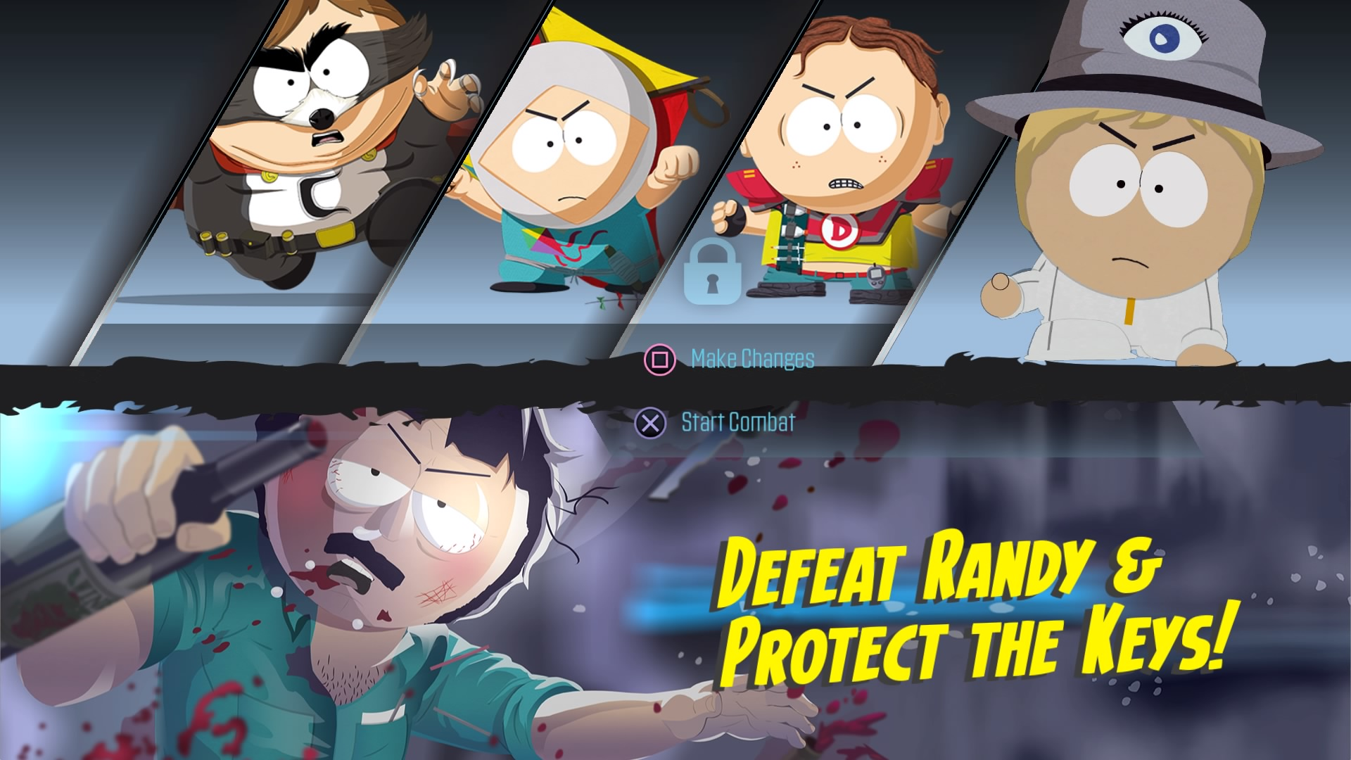 South Park: Fractured But Whole – How To Beat Every Boss | Strategy Guide