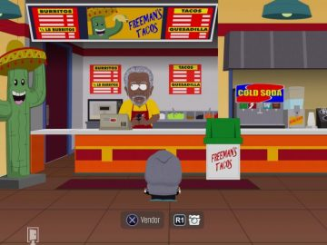 South Park: Fractured But Whole – How To Fight Morgan Freeman | Secret Boss Guide