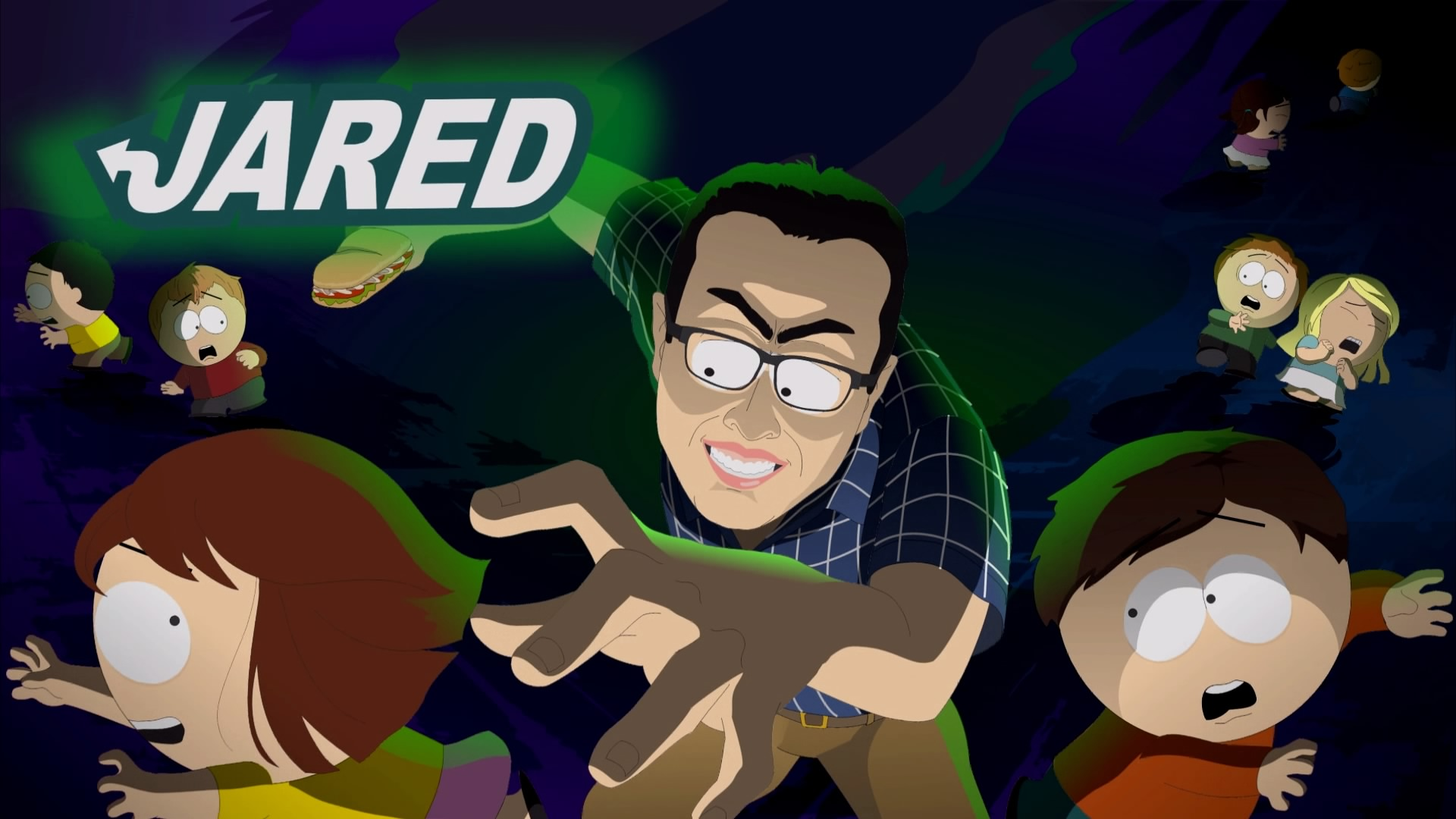 South Park: Fractured But Whole – The Thin White Line | Dungeon Guide