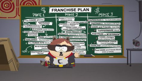 South Park: Fractured But Whole – How To Get Every Combat Fart