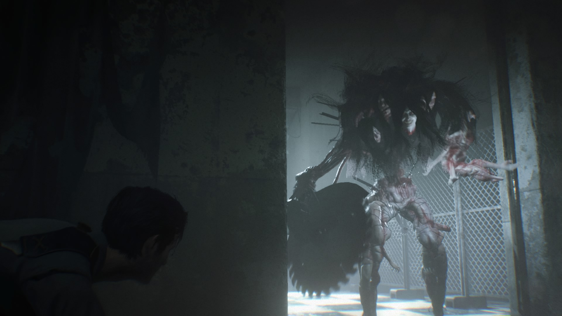 Image result for the evil within 2 boss