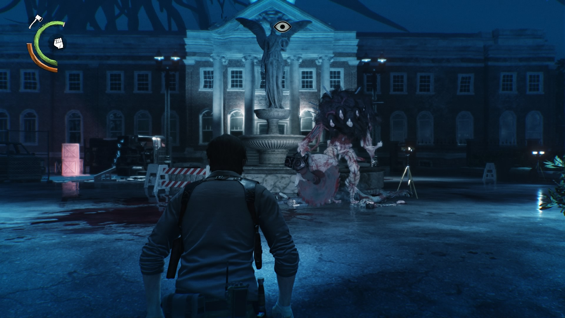 Lady Lair Evil Within 2 How To Beat Every Boss Survival Strategy