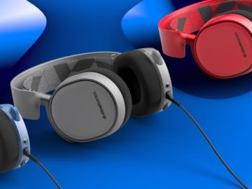 SteelSeries Launches Trio of New Arctis 3 Gaming Headsets