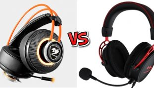 Cougar Immersa Pro 7.1 RGB Gaming Headset VS HyperX Cloud Alpha Gaming Headset