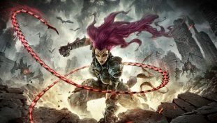 Darksiders III Latest Cutscene Video Showcases Fury's Fiery Form