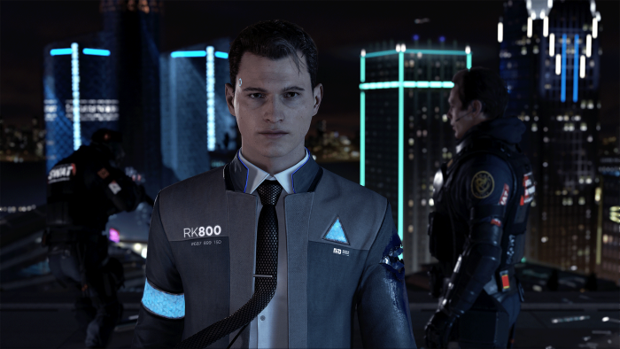 Become Human Showcases Alexa in Demo Teaser
