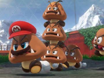 WATCH: Latest Super Mario Odyssey Trailer is Five Minutes of Magnificence
