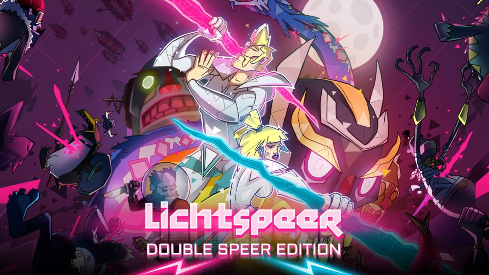 Lichtspeer: Double Speer Edition First Impressions: An Addicting Little Game With Very Challenging Gameplay
