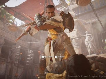 Ubisoft Unveils Assassin's Creed Origins Upcoming DLC Content