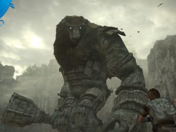 Shadow of the Colossus PS4 Releases February 8th 2018