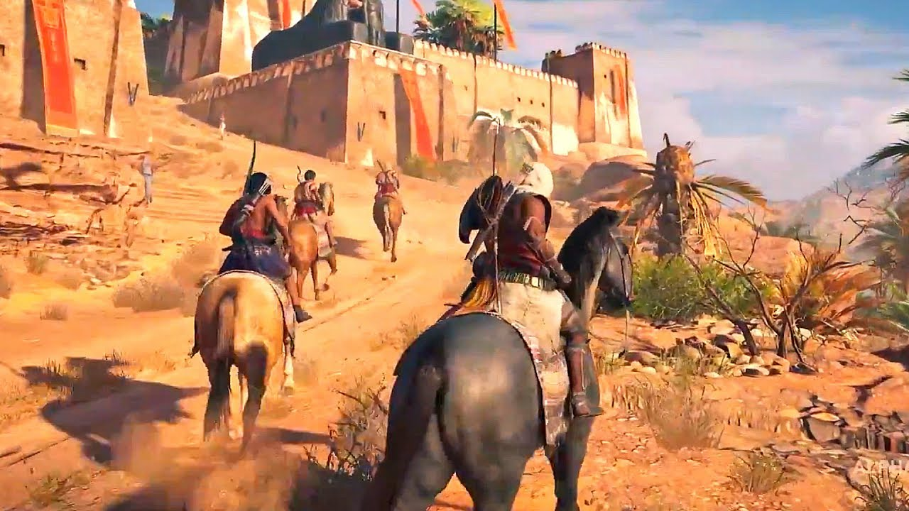 Assassin S Creed Origins How To Unlock All Outfits Collectibles