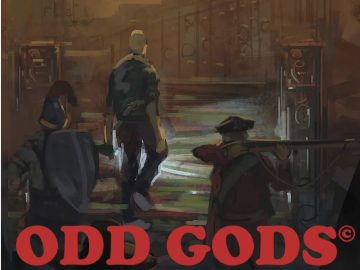Face Your Pop-Culture Demons in Odd Gods