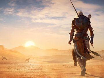 Assassin's Creed Origins Patch 1.4.1 Fixes Tons of Reported Issues with The Curse of the Pharaohs Expansion
