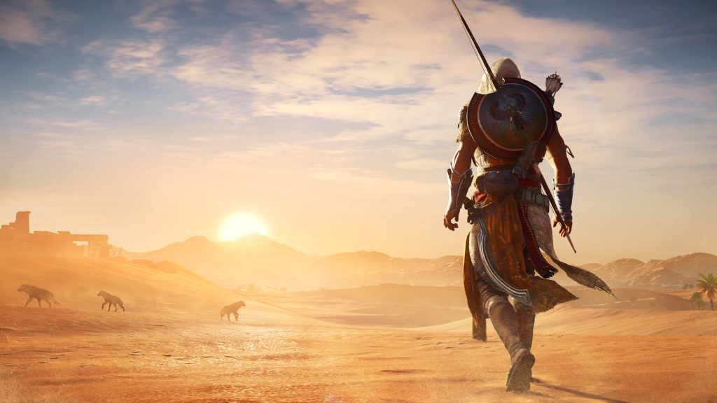 'Assassin's Creed: Origins' rumors: New Game+ mode in the works?