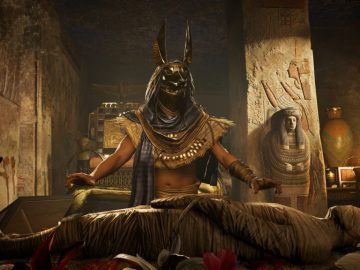 "Assassin's Creed Origins First Story Expansion ""The Hidden Ones"" Coming in January Alongside Title Update"