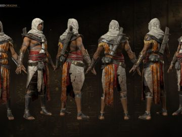 Assassin's Creed Origins: How To Unlock All Outfits | Collectibles Guide