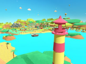 Fiery VR Adventure Paperville Panic is Holding Out for a Hero