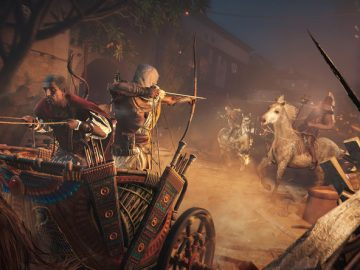 Assassin's Creed Origins: How To Take Fire Arrows With You | Game Guide