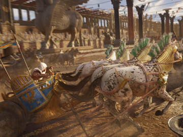 Assassin's Creed: Origins Trophy List Has Revealed