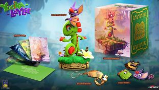Playtonic Partners With TriForce for Yooka-Laylee Collector's Box