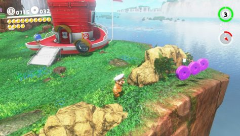 Super Mario Odyssey: All 50 Purple Coins Locations | Cascade Kingdom