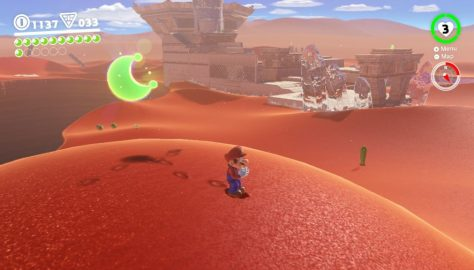 Super Mario Odyssey: Sand Kingdom Guide | All Moons Locations