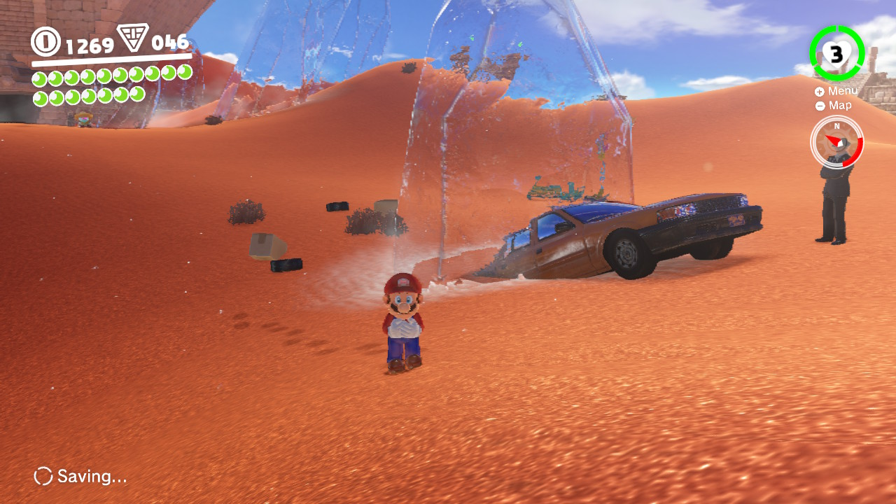 Super Mario Odyssey: All Desert Wanderer Locations | Collectibles Guide