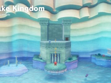 Super Mario Odyssey: Lake Kingdom Guide | All Moons Locations