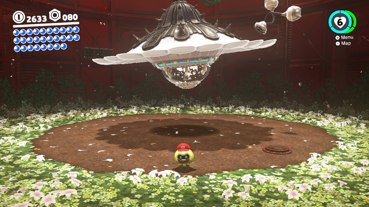 Super Mario Odyssey How To Beat Every Boss Broodals More