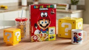 Super Mario Cereal Lets Nintendo Fans Indulge Their Sweet Tooth