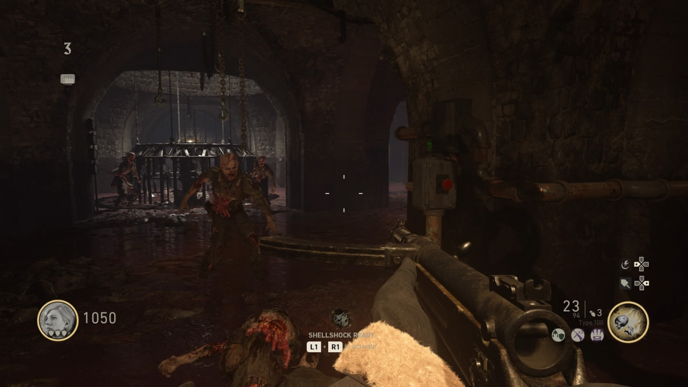 Call Of Duty Ww2 Zombies How To Pack A Punch Weapon
