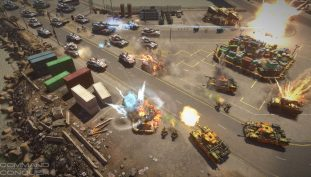 EA May Be Developing A New Command & Conquer Title