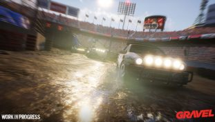 Off-Road Racer, Gravel, Trophies Revealed; Features Platinum