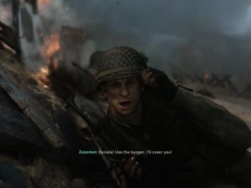 Call of Duty: WW2 – How To Unlock One of the Lucky Few | Trophy Guide