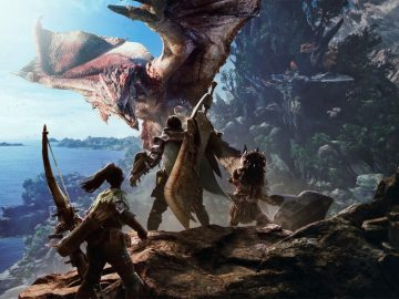 Capcom Doesn't Have Any Plans to Bring Monster Hunter World to Nintendo Switch; PS4 and Xbox One Are the Best Fit