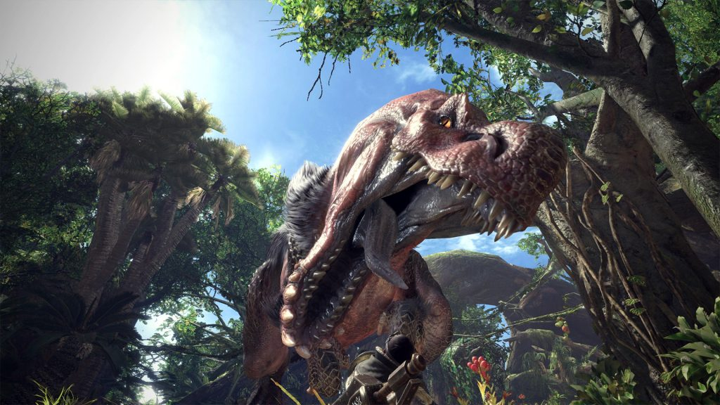 Monster Hunter World devs have no plans for Nintendo Switch