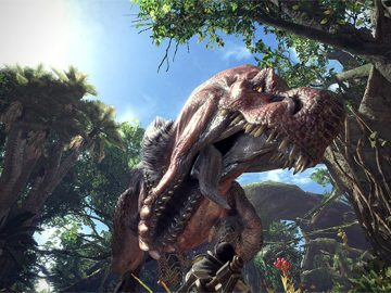 Monster Hunter World PC Release Planned Autumn 2018
