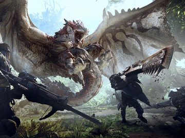 Monster Hunter: World Campaign Will Take Around 40-50 Hrs To Complete