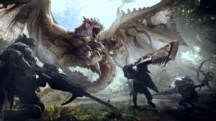 Monster Hunter World Full Game Download Size Requirement Is Surprisingly Decent