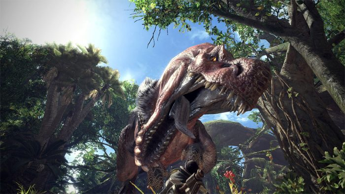 There's a second Monster Hunter World PS4 beta this week