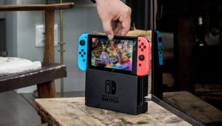 Nintendo Switch Receives 8.0 Update
